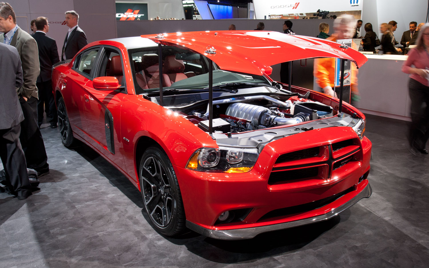 2012 Dodge Charger R T Redline Bluepants Blog
