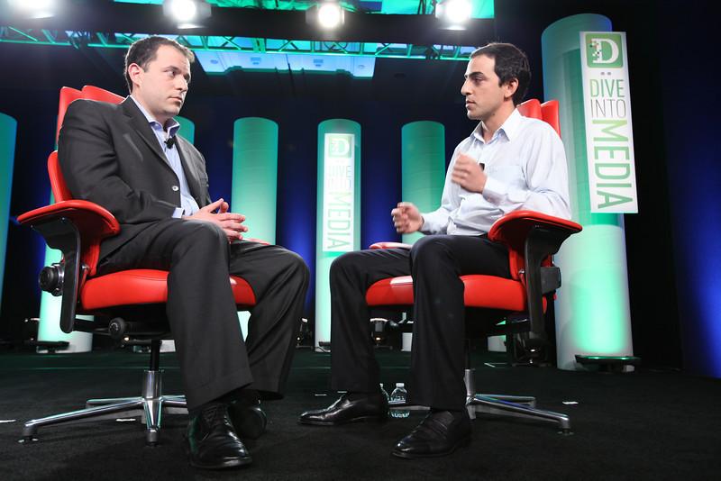 Google's Salar Kamangar: 'we are channelizing YouTube