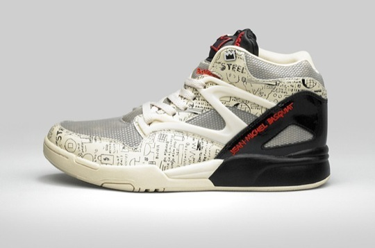Basquiat x Reebok SpringSummer 2012 Capsule Collection