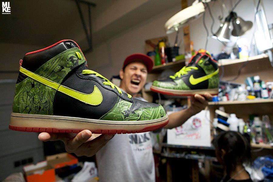 customize nike shoes canada