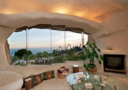 Real Life Flintstone House On Sale In California