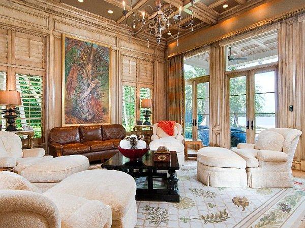 Luxury Mansion Living Room : Palm-Beach-Mansion-luxury-living-room  Bluepants blog