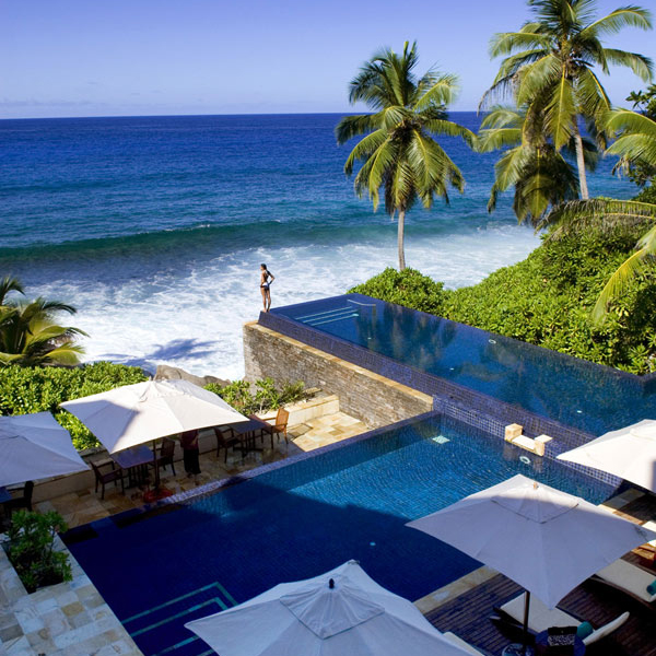 Incredible 5 Star Banyan Tree Seychelles Paradise Resort
