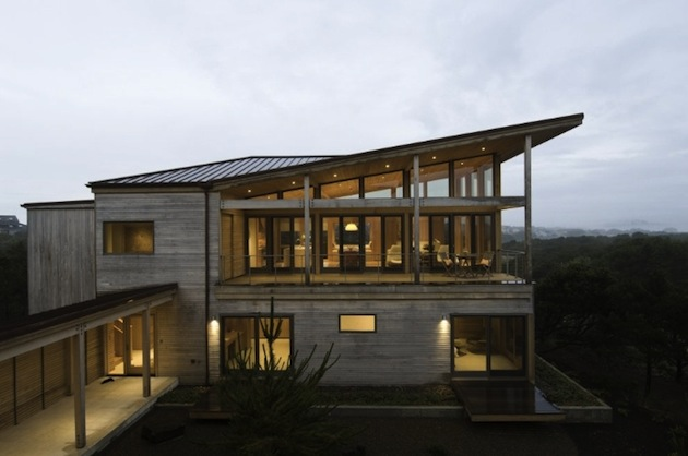 Oregon Coast Beach House By Boora Architects Bluepants Blog