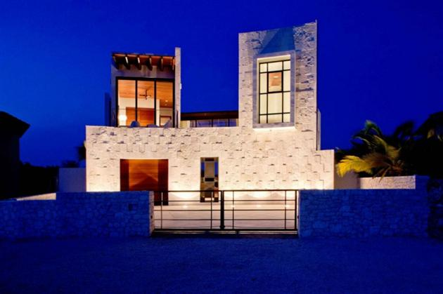 Caribbean-Weekend-Home-Bonaire-Residence-by-Silberstein-Architecture-3
