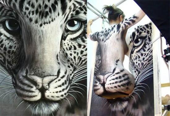 13-body-painting-animals
