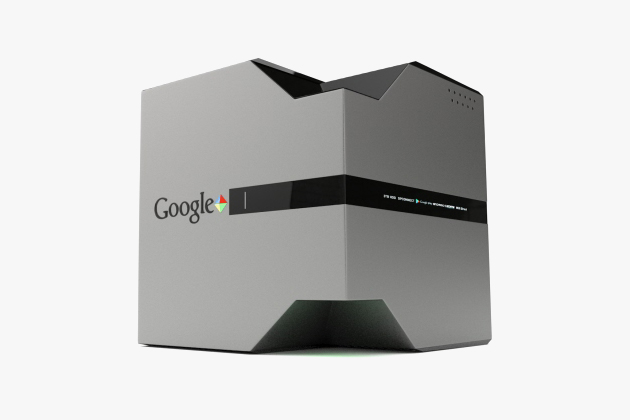Google video game console concept 01 for Google consule