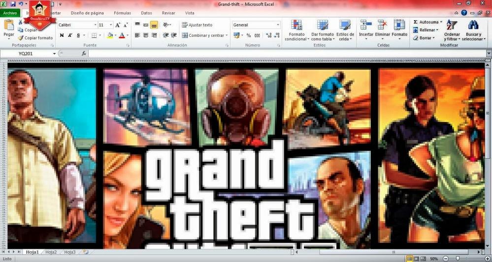 Drawing-Excel-GTAV-3