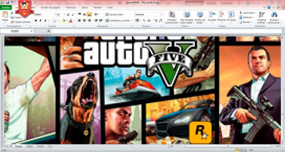Drawing-Excel-GTAV-4