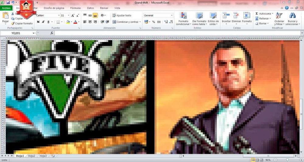 Drawing-Excel-GTAV-6