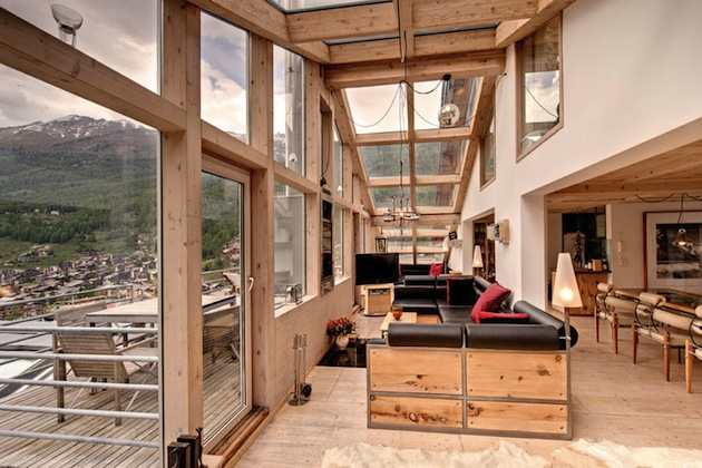 Swiss-Heinz-Julen-Penthouse-Chalet-With-Stunning-Mountain-Views-1