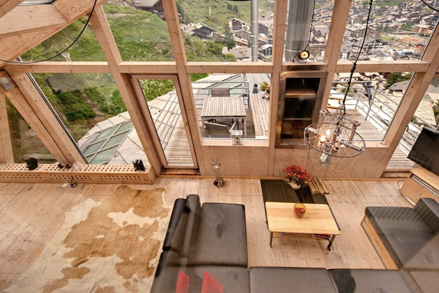 Swiss-Heinz-Julen-Penthouse-Chalet-With-Stunning-Mountain-Views-2