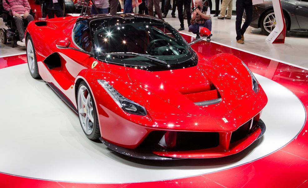 laferrari ferrari review laferrari ferrari review 1 ferrari enzo 2014 green - Ferrari 2014 Enzo Interior