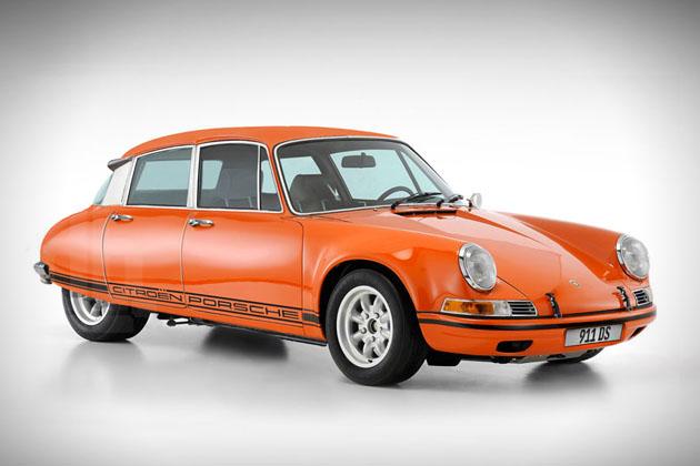 Porsche-Citroen-911-DS-1