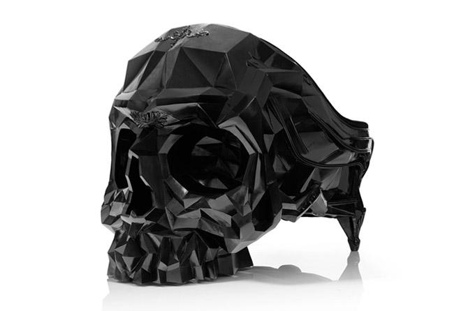 The-Angular-Skull-Armchair