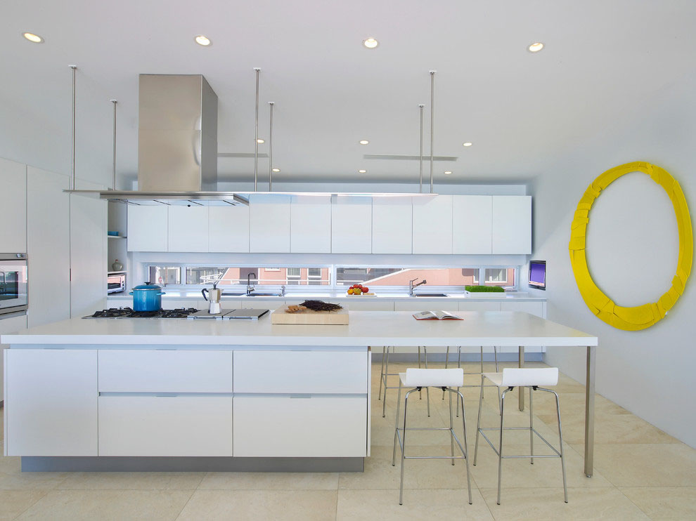 White-kitchen-