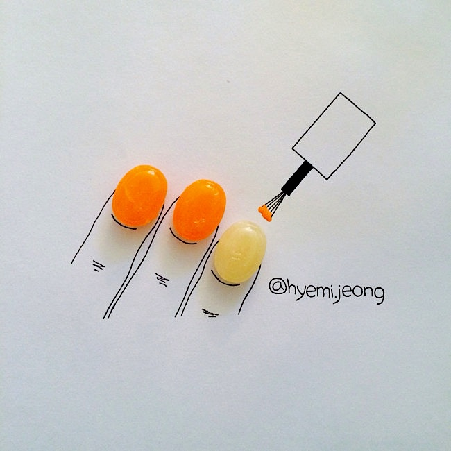 Witty_Illustrations_Created_Around_Everyday_Household_Objects_by_Hyemi_Jeong_2014_13